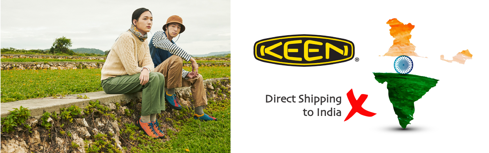 shop KEEN ship to india