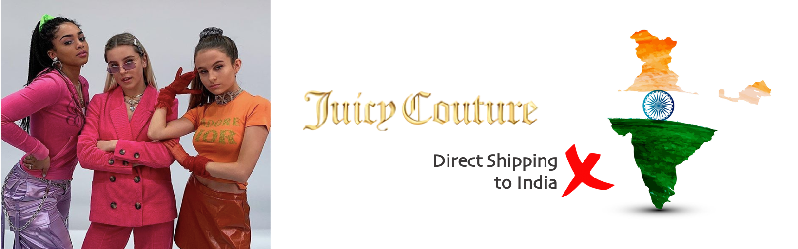 shop Juicy Couture ship to india