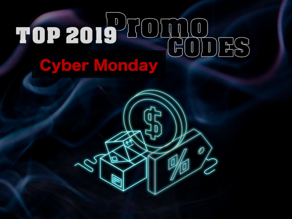 2019 Thanksgiving/Black Friday/Cyber Monday Promo Code